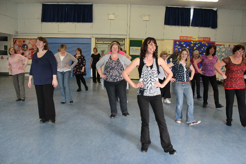 Line Dance Class Caterham Image